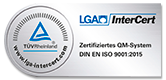 Logo LGA InterCert